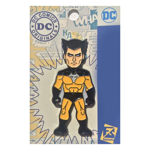 Legion of Super Heroes Timber Wolf Pin