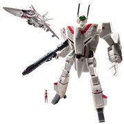 Robotech Rick Hunter's 1:100 Scale VF-1J Transformable Veritech Fighter Collection Action Figure