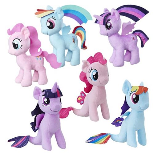 My Little Pony Movie Soft Plush Wave 2