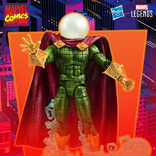 Hasbro Marvel Legends Vintage Mysterio