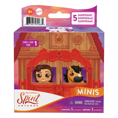 Spirit Untamed Minis Deluxe Case of 12