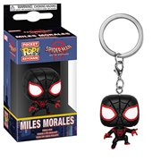 Spider-Man: Into the Spider-Verse Miles Morales Pocket Pop! Key Chain
