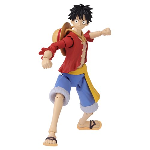 One Piece Anime Heroes Monkey D. Luffy Action Figure