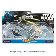 Star Wars Hot Wheels Rogue One Starship 2-Pack 2016 Mix 1