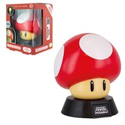 Super Mario Bros. Super Mushroom 3D Light