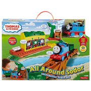 Thomas & Friends All Around Sodor Playset