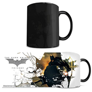 Batman Dark Knight Trilogy Batman Shatter Morphing Mug
