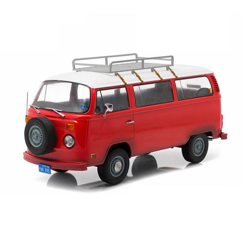 Field of Dreams 1973 Volkswagen Type 2 1:18 Scale Artisan Collection Die-Cast Metal Vehicle
