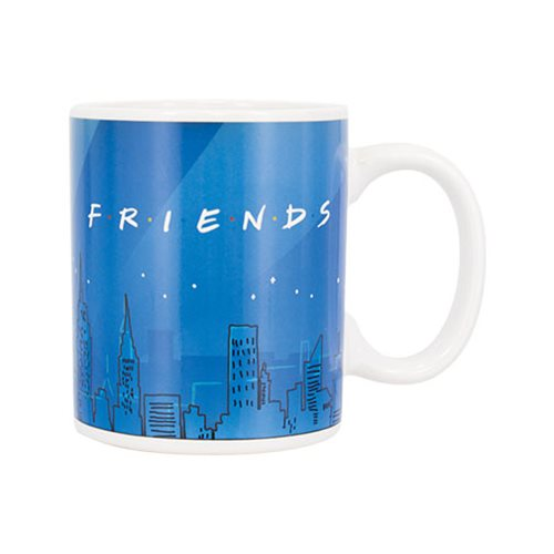 Friends They Don't Know Heat Change 11 oz. Mug