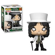Alice Cooper Pop! Vinyl Figure, Not Mint