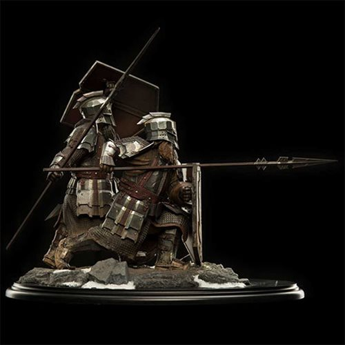 The Hobbit: Iron Hill Dwarves 1:6 Scale Statue