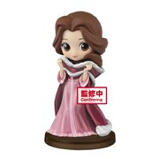 Disney Story of Belle Pink Version Petit Q Posket Statue