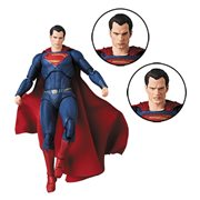 Justice League Movie Superman MAFEX Action Figure