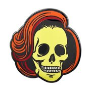 Creepy Co. Skully Enamel Pin