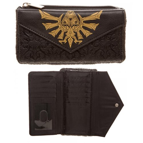Legend of Zelda Front Flap Juniors Wallet
