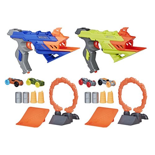 Nerf Nitro DuelFury Demolition Car Launcher