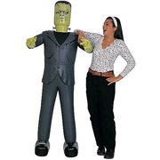 Life-Size 6-Foot Inflatable Frankenstein