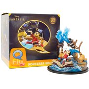Fantasia Sorcerer Mickey Q-Fig MAX Elite