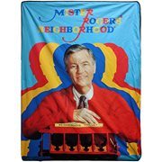 Mister Rogers Fleece Blanket
