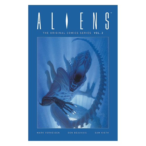 Aliens: The Original Comics Series Volume 2 Hardcover