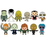 Universal Monsters Figural Key Chain Random 6-Pack