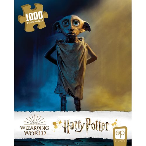 Harry Potter Dobby 1,000-Piece Puzzle