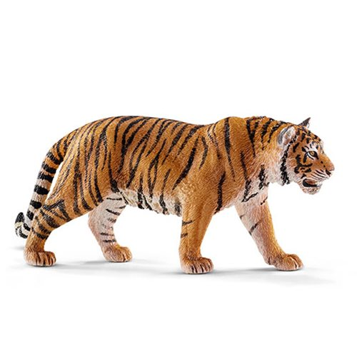 Wild Life Tiger Collectible Figure