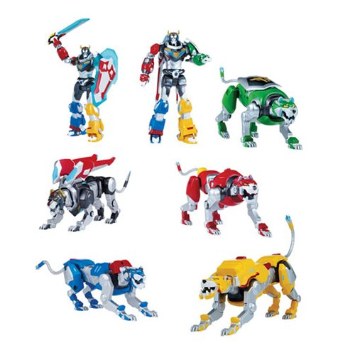 Voltron: Legendary Defender Basic Action Figure Wave 5 Case