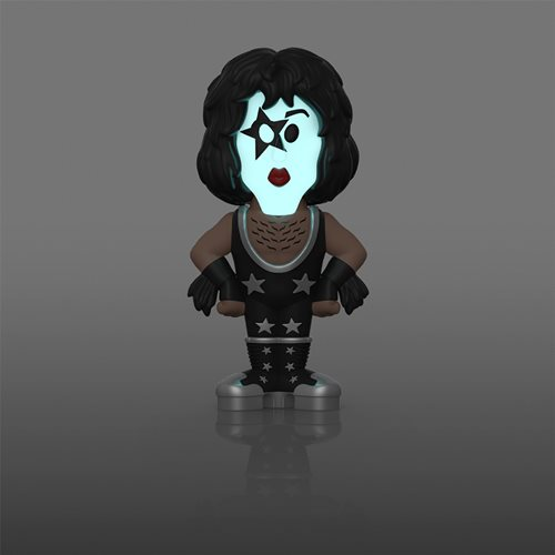 KISS Starchild Vinyl Soda Figure