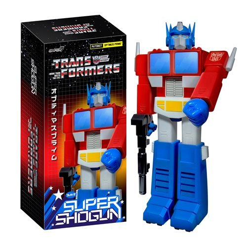 Transformers Super Shogun Optimus Prime Jumbo Action Figure