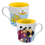The Beatles Yellow Submarine 12 oz. Ceramic Mug