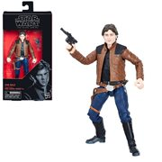 Star Wars The Black Series Han Solo (Solo) 6-Inch Action Figure, Not Mint