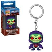Masters of the Universe Skeletor with Terror Claws Pocket Pop! Key Chain