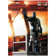 Iron Man 3 Mark 40 Hyper Velocity Suit Shotgun 1:24 Scale Model Kit