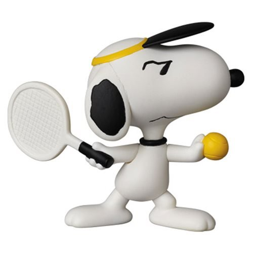 Peanuts Tennis Snoopy UDF Mini-Figure