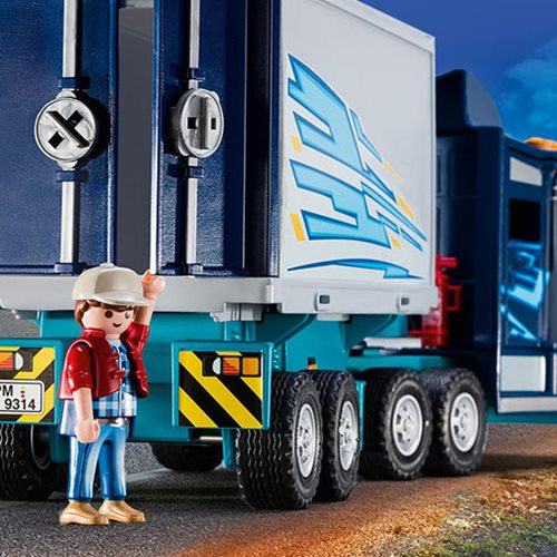 Playmobil 9314 Big Rig