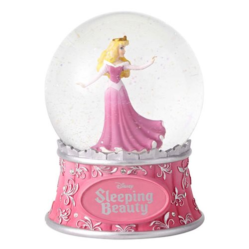 Disney Showcase Sleeping Beauty 5 1/2-Inch Water Globe