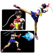 Street Fighter Sakura Kasugano SH Figuarts Action Figure