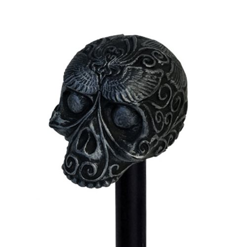 James Bond SPECTRE Day of the Dead Skull Cane Limited Editon Prop Replica