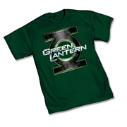 Green Lantern Movie Logo T-Shirt