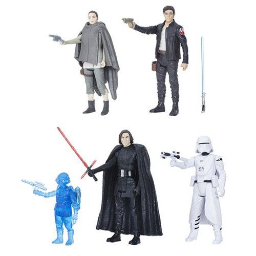 The Last Jedi Wave 2 Star Wars VIII Poe Dameron  3 3//4 inch Action Figure
