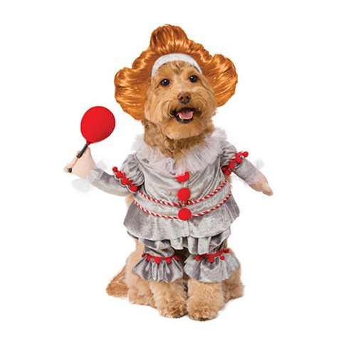 It Pennywise Large Pet Costume