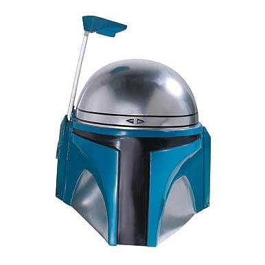 Star Wars Jango Fett 2-Piece Helmet