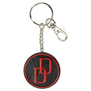 Marvel Daredevil Retro Logo Bendable Key Chain