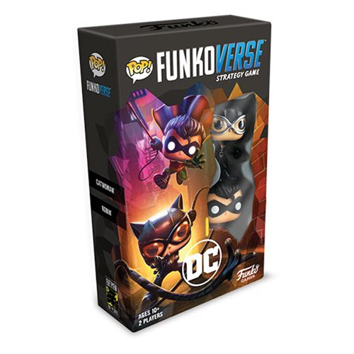 DC Comics Pop! Funkoverse Strategy Game Expandolone