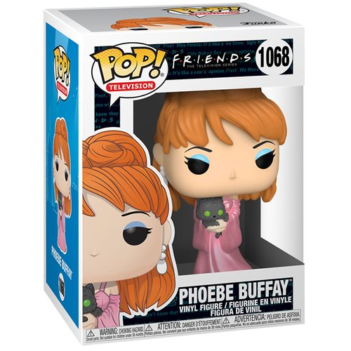 Friends Music Video Phoebe Pop! Vinyl Figure