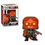Hellboy Movie Hellboy with BPRD T-Shirt Pop! Vinyl Figure