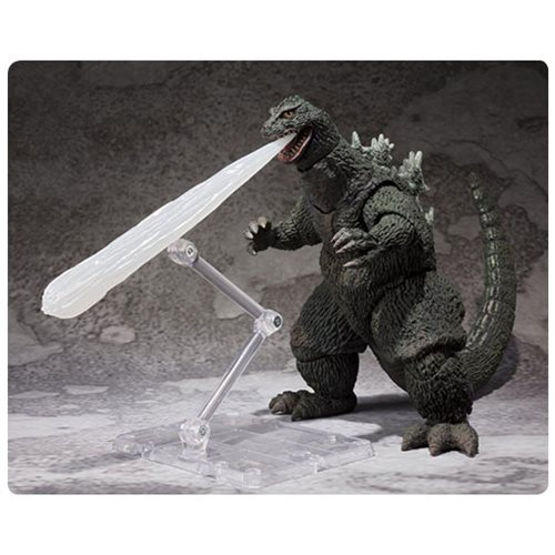 Картинки по запросу S.H. Monsterarts Figures - 1962 King Kong vs. Godzilla - Godzilla