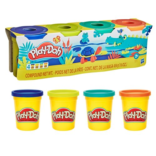 Play-Doh Classic Colors Case Wave 5