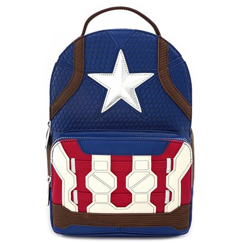 Captain America Endgame Hero Mini-Backpack